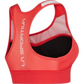La Sportiva Captive Reggiseno sportivo Donna, hibiscus/flamingo
